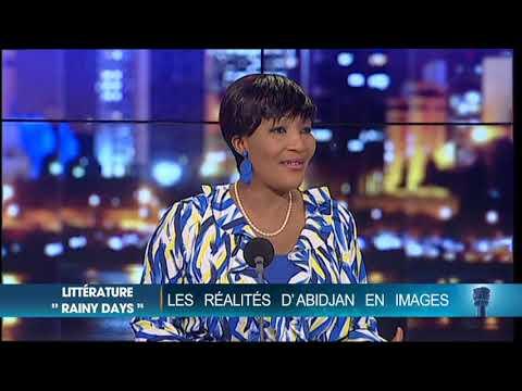 """Page Culture : """"Rainy days"""" / Les réalités d'Abidjan en images"""