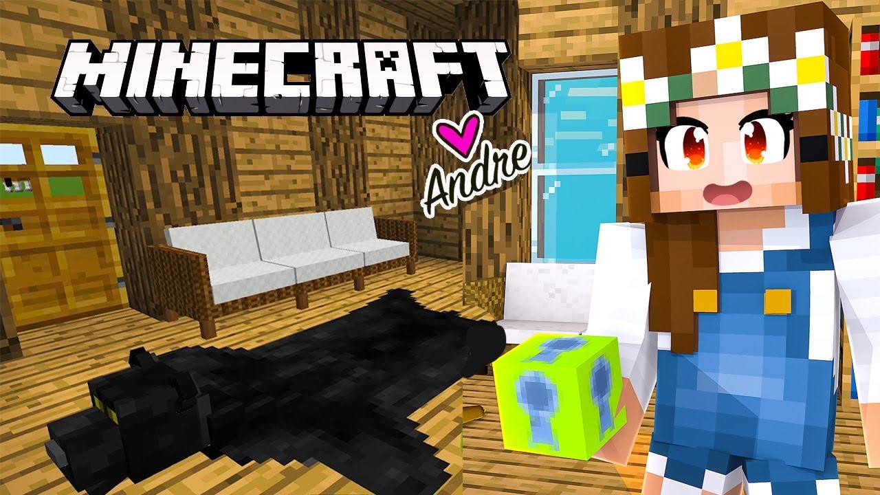 Minecraft Andre | Construyo una urbanización en la aldea