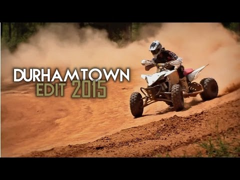 Ripping the quads at Durhamtown