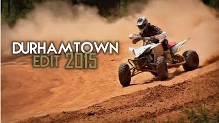 Durhamtown ATV Edit 2015 - GP Track and Woods Course