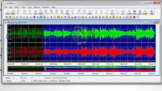 How to cut mp3 audio files to make ringtones using GoldWave