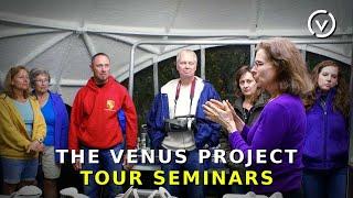 The Venus Project Tour Seminars 2017