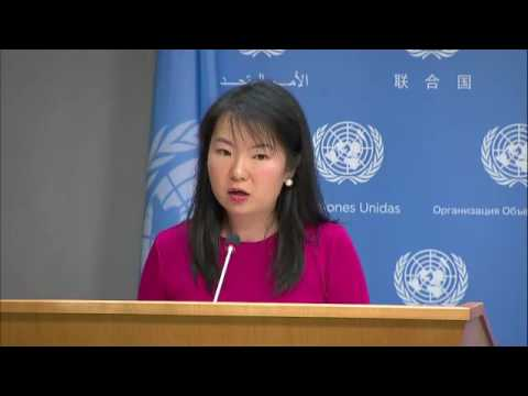 'Decisive Steps' need for Victims of Syrian Conflict & other topics (Daily Briefing 4/5/2017)