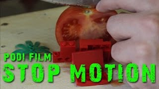 Stop Motion 2014 [HD] PODI Style : Lego chef