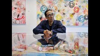 Famed graffiti artist Futura launches first-ever solo show in Southeast Asia