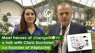 A talk with Clara Duchalet, co-founder of Vépluche