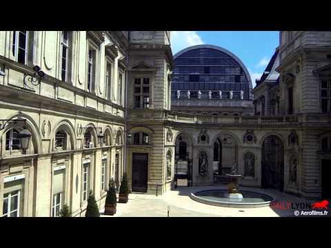 L'hôtel de ville de Lyon tel que vous ne l'avez jamais vu !