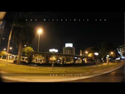 Guatemala City At night / Ciudad de Guatemal de noche