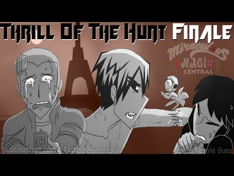 Thrill Of The Hunt Miraculous Ladybug Chapter 2 Finale Comic Dub