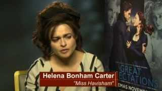 Helena Bonham Carter - Great Expectations interview 2