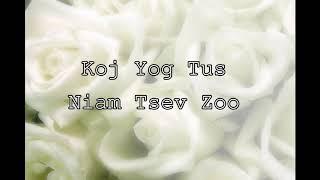 koj yog tus niam tsev zoo