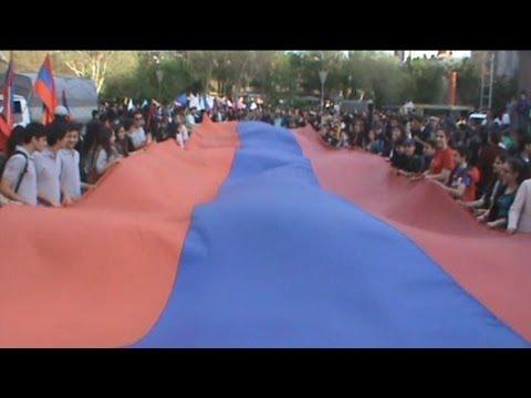 Ереван: День памяти жертв геноцида