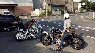 女子ツー❤️阿蘇の旅!!geemotorcycles