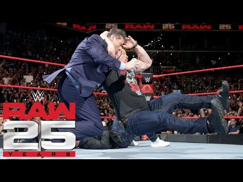 WWE RAW 25th Anniversary Review  :: Manhattan Center RANT :: Was The Show Worth Your Time?