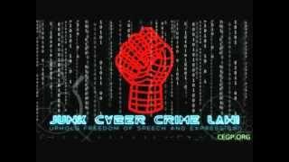 #junkcybercrimelaw -CEGP