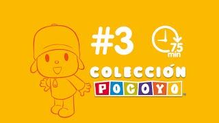Pocoyó - dibujos para niños | Hora y media de episodios completos PARTE 3