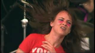 Hurricane Festival - 2007 - Porcupine Tree/Q.O.T.S.A/Pearl Jam/Marilyn Manson/Editors/Placebo etc