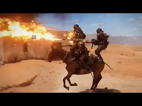 How Do You Make A Single-Player Battlefield, Anyway?