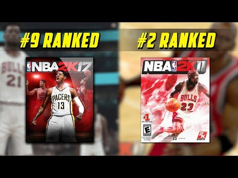 RANKING NBA 2K18 AGAINST THE GREATEST AND WORST 2K GAMES