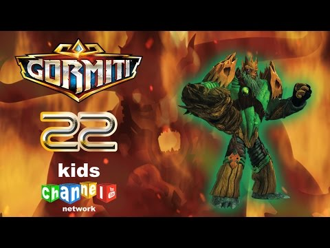 Gormiti - Episode 22 - Animated Series | Kids Channel Network