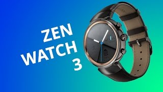 Asus Zenwatch 3 [Análise]