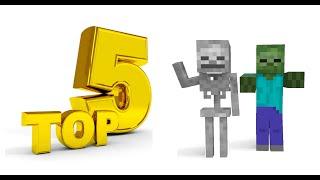 Top 5 Monster School Minecraft Animations May 2014 | MinecraftProduced