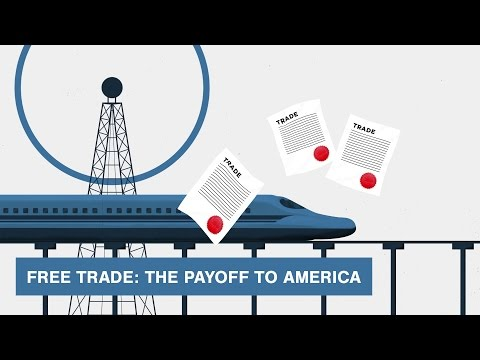 Free Trade: The Payoff to America