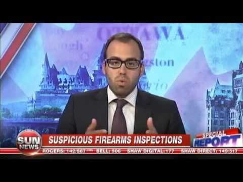 """Canada gun owners made second-class citizens by C-68, Firearm """"Inspections"""""""