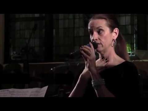 St Paul Tuesday Nite Jazz Carolyn Lee Jones A Story ABout Take The a Train CJ pt 3