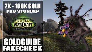 [FIXED]2 - 100k Gold pro Stunde? | Murlocs grinden | Goldguide FAKECHECK!