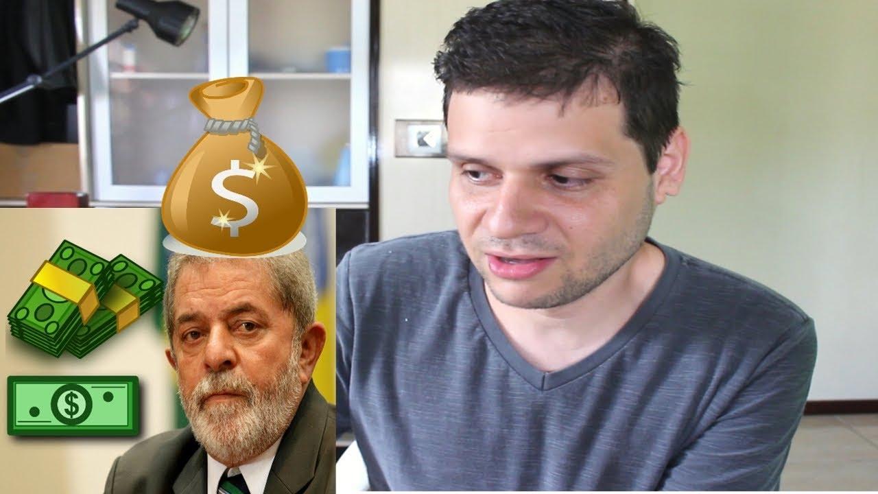 Comentando as riquezas do Lula! É muito dinheiro! De onde veio?