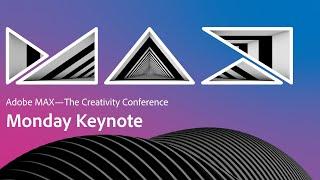 Accelerating Your Creativity: Adobe MAX 2019 Monday Keynote [Full Length] | Adobe Creative Cloud