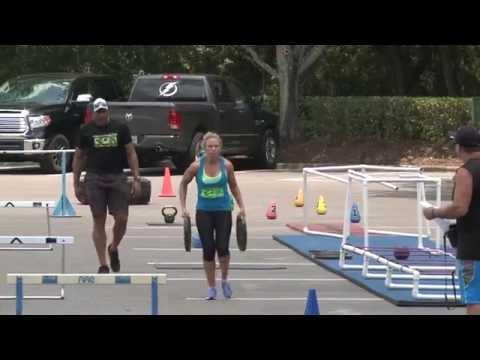 Athlete Rachel Reynolds 2015 TRUE GRIT Tri-Fitness World Challenge Tampa, Fl