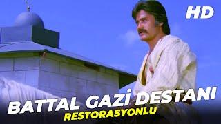 Battal Gazi Destanı | Cüneyt Arkın Restorasyonlu Türk Filmi | Full HD Film İzle