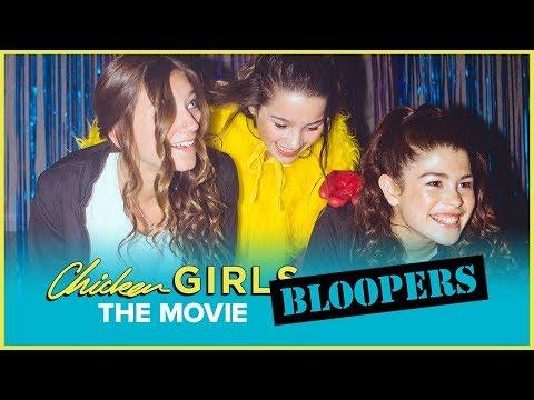 CHICKEN GIRLS: THE MOVIE | Bloopers | Annie & Hayden thumbnail