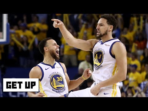 Steph-Klay duo headlines Jay Williams' top 5 NBA backcourts   Get Up