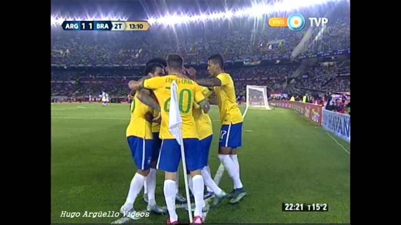 Argentina Vs Brasil: Argentina Vs Brasil Eliminatorias Russia 2018