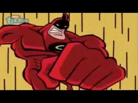 crimson chin is my favorite anime