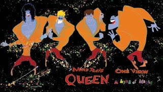 Queen - One Vision - Guitar Cover - 1080p