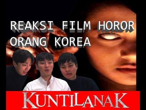 [REAKSI]NONTON FILM HOROR INDONESIA KUNTILANAK