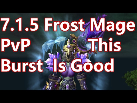 wow---7.1.5-frost-mage-pvp---frost-burst-is-good---battleground-w/commentary-(live)