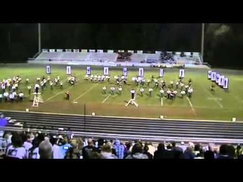 2013 Lower State 4A Band Competition - West Florence High School Marching Knights