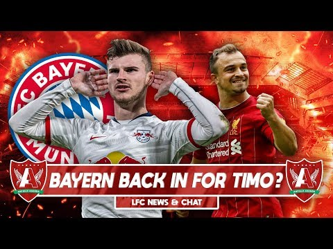 BAYERN BACK IN FOR WERNER? | LFC Transfer News & Chat