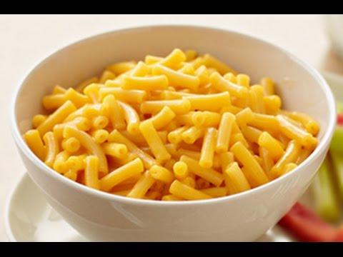 Cena de KRAFT® macarrones con queso