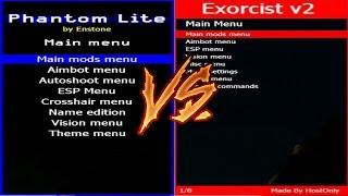 [HvH] Phantom vs Exorcist - Non-Host Mod Menu