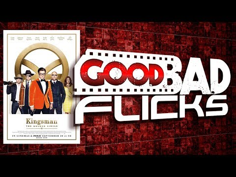 Kingsman The Golden Circle - Movie Review