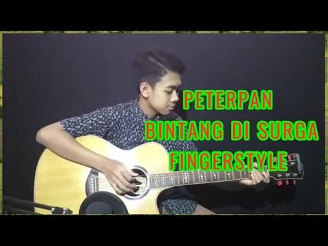 Cover   PETERPAN   Bintang Di Surga   By Allan Fingerstyle