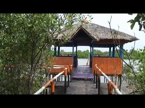 Eco Park -  Akash Lina Eco Tourism Park (আকাশ লীনা ইকো ট্যুরিজম পার্ক) Satkhira Bangladesh