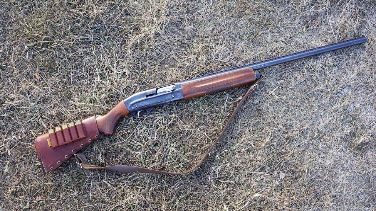 Пятизарядное ружьё 20 калибра Ремингтон 1100 - YouTube