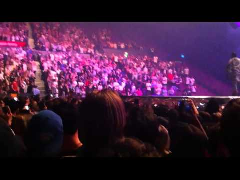Kanye West Wheelchair Misunderstanding During Sydney Concert